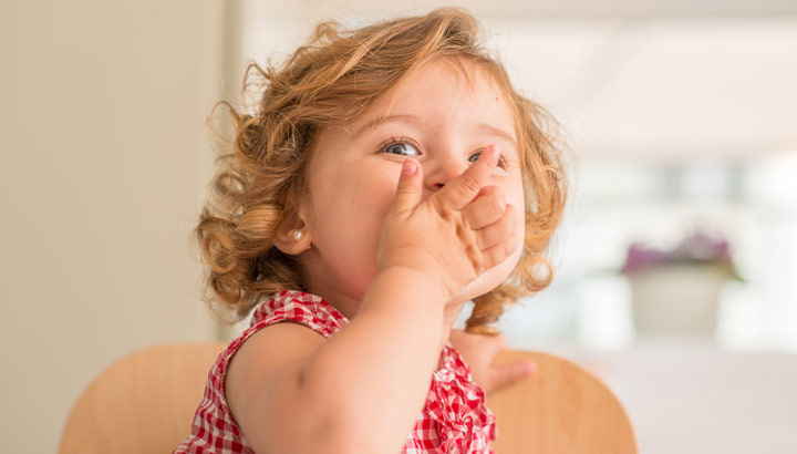 Child's Bad Breath