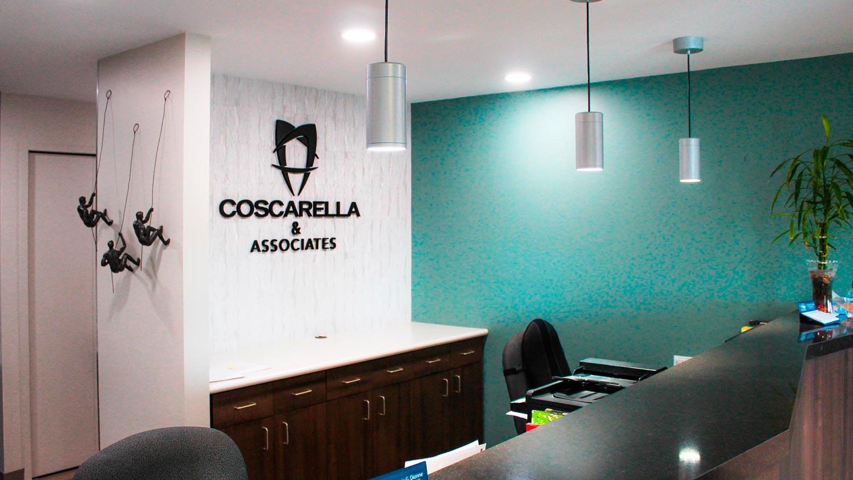 Coscarella Office Entry